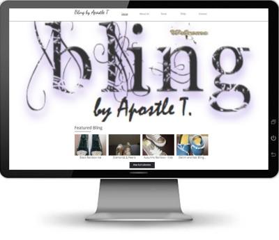Website Design, Store, Host & Maintenance