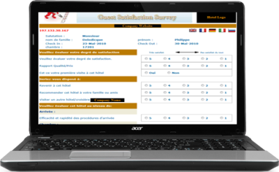 OCC - Online Comments Card