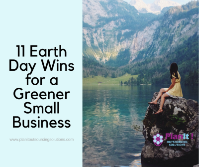 11 Earth Day Wins for a Greener Small Business