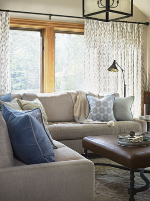 the bespoke sofa experience