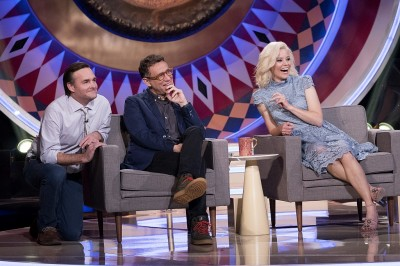 Judges Will Forte, Fred Armisen & Elizabeth Banks