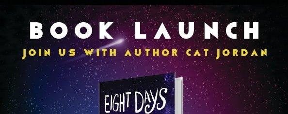 Book Launch at the Planetarium!