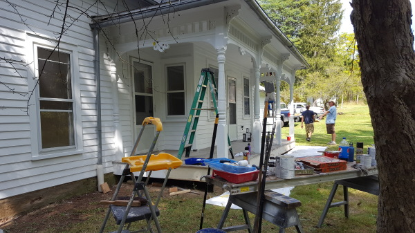 Restoration and Exterior Paint