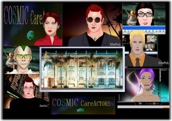 COSMIC CAREACTORS