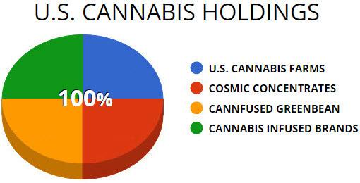 U.S. CANNABIS HOLDINGS