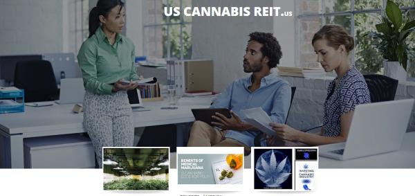 U.S. CANNABIS REITus