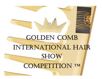 Golden Comb  International Hair Show Competition