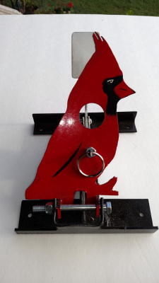 Cardinal Bird $65