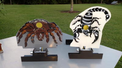 Tarantula and Scorpion  $70