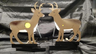 Standing Deer $65 (one only)