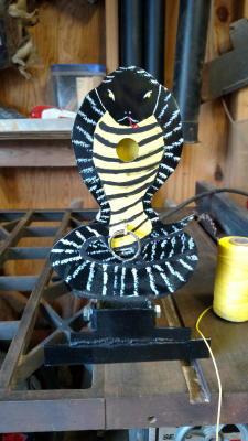 Cobra Black $60