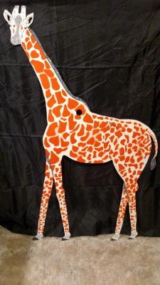 """Giraffe 41"""" tall! $225"""