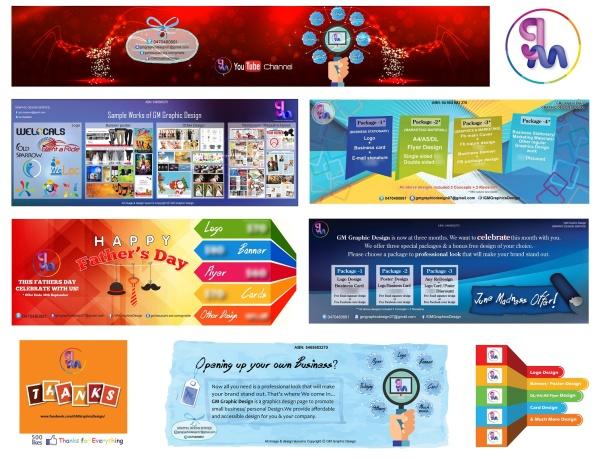 Marketing Advertisement design