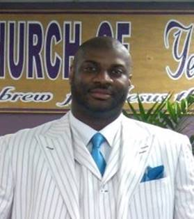 Pastor C. Tyrone Byars - San Diego Assistant Campus Dean