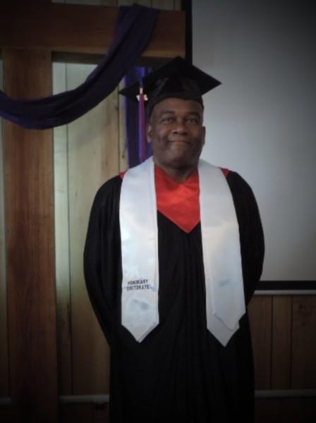 Pastor Marvin Hodges - Akron Campus Dean