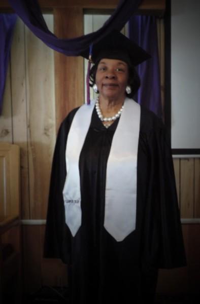 Elder Rose Marie Slaughter - Steubenville Campus Dean
