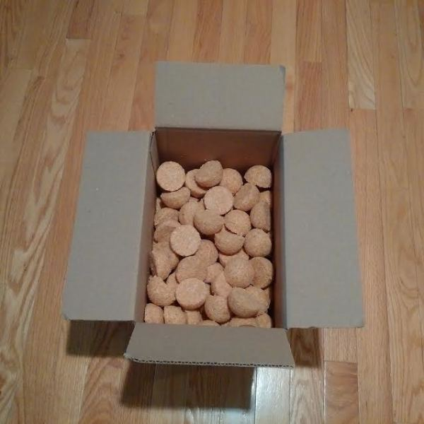 A box of Pyro Pods