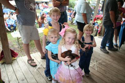 Mississippi Pecan Festival