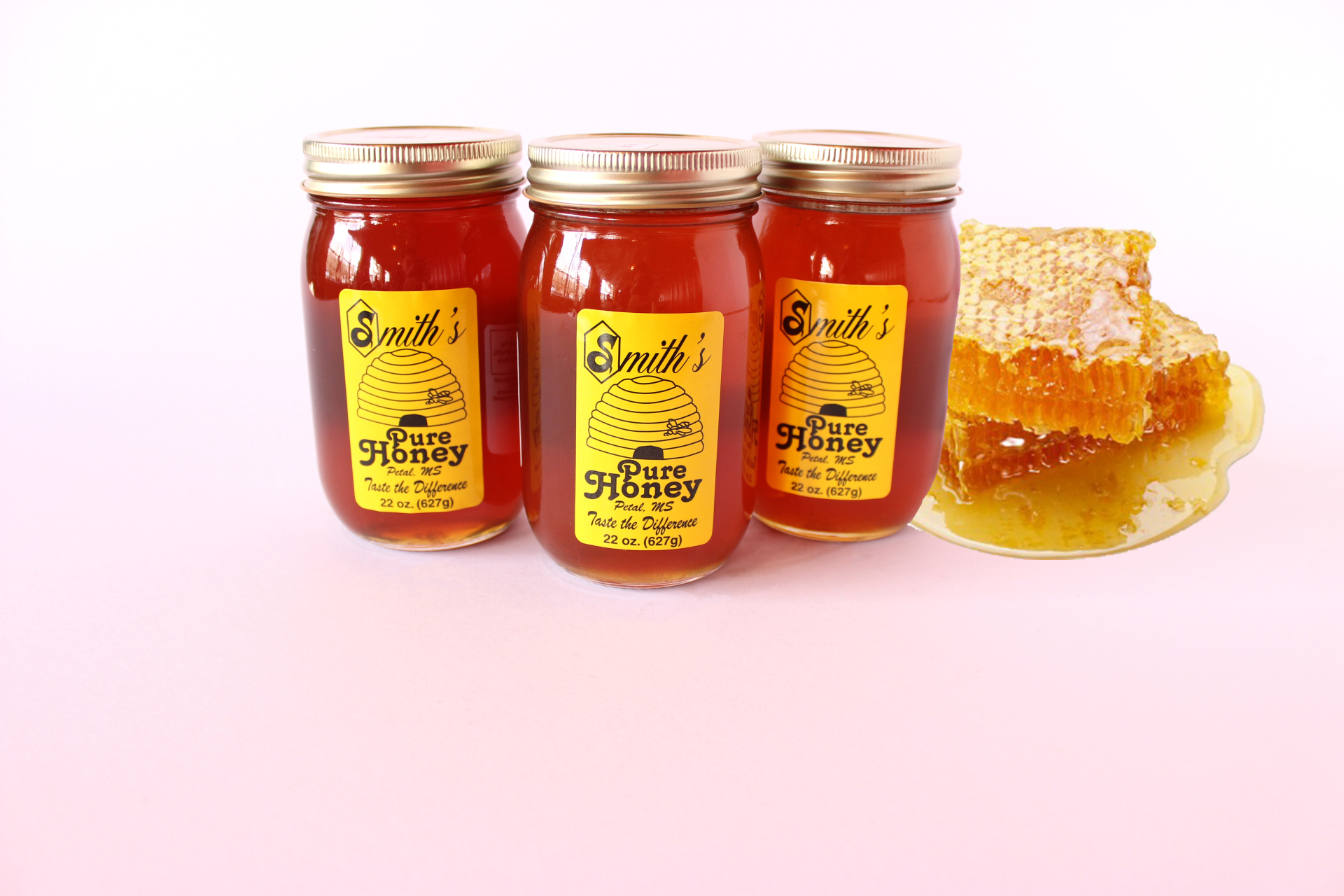 Smith's Pure Honey