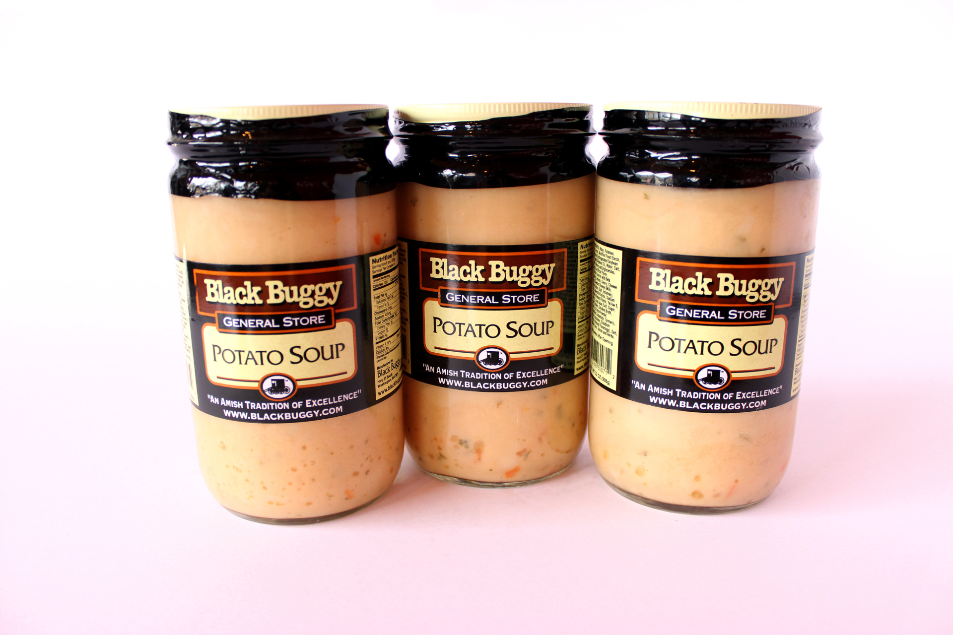 Black Buggy Potato Soup