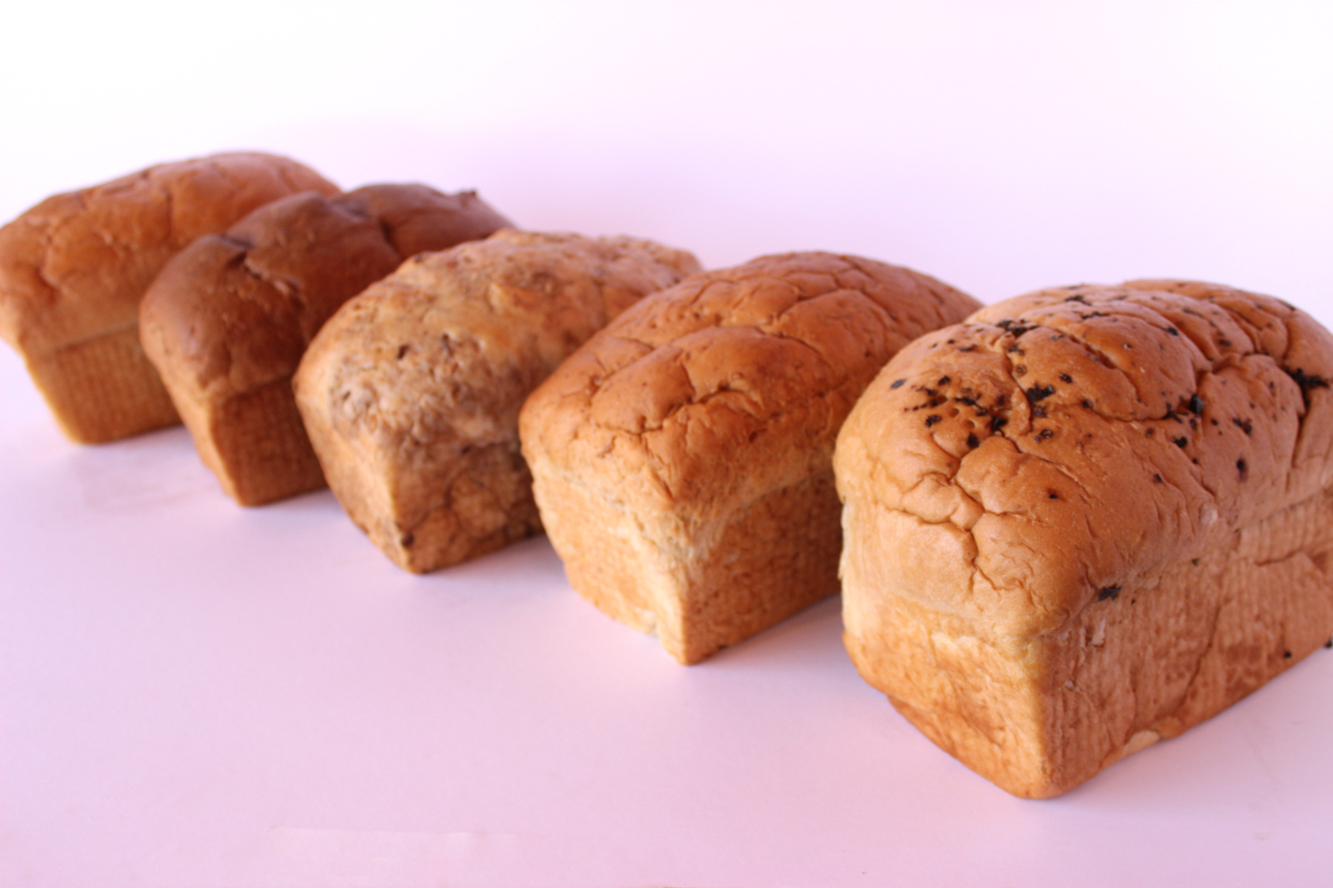 Homemade Variety Breads