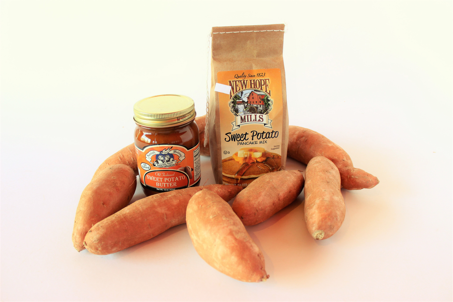 Sweet Potato Products