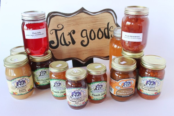 Jar Goods (Jams, Preserves, and Jellies)