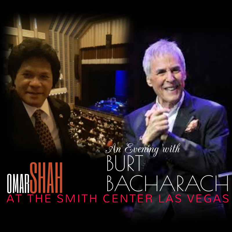 THE BURT BACHARACH CONCERT