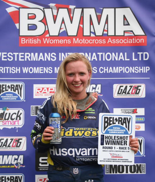 BWMA Westermans International Championship Round 1 Norley