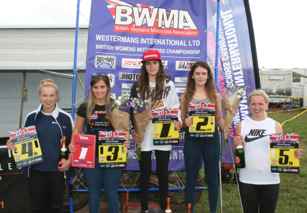 BWMA Westermans International Championship Round 3 Lower Drayton
