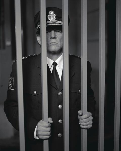 Stockholm Polis Chief