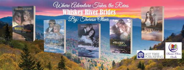 Whiskey River Brides Series