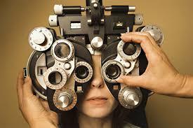 Eye Exam by Dr. Ashley Ford, OD