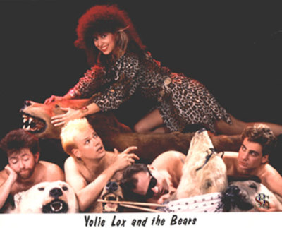 Yolie Lox and the Bears 1984