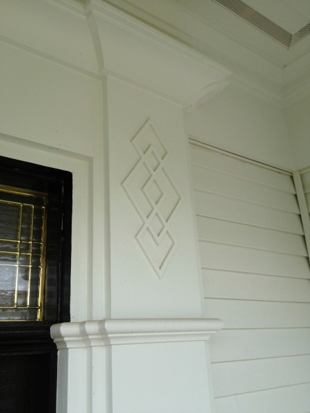 Door Surround Detail