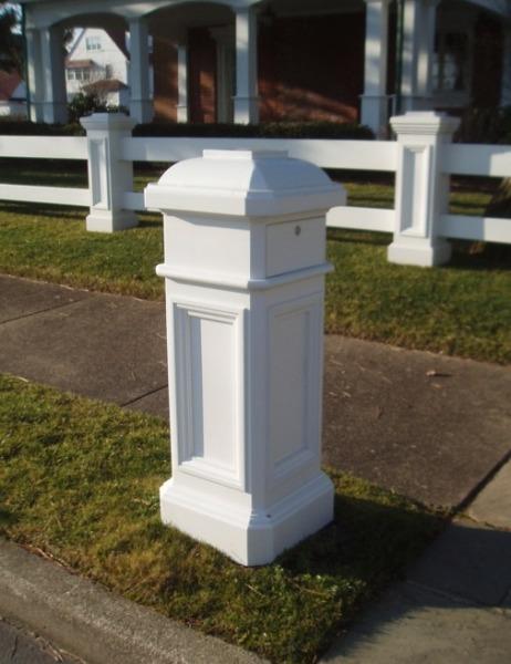 Custom PVC Mail Box