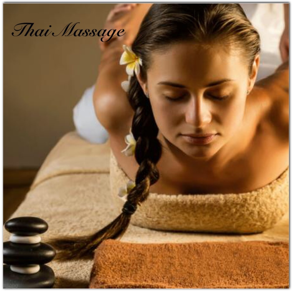 Thai Massage $ 40 / hr.