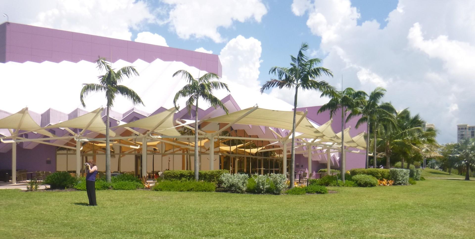 Van Wezel Reception Hall