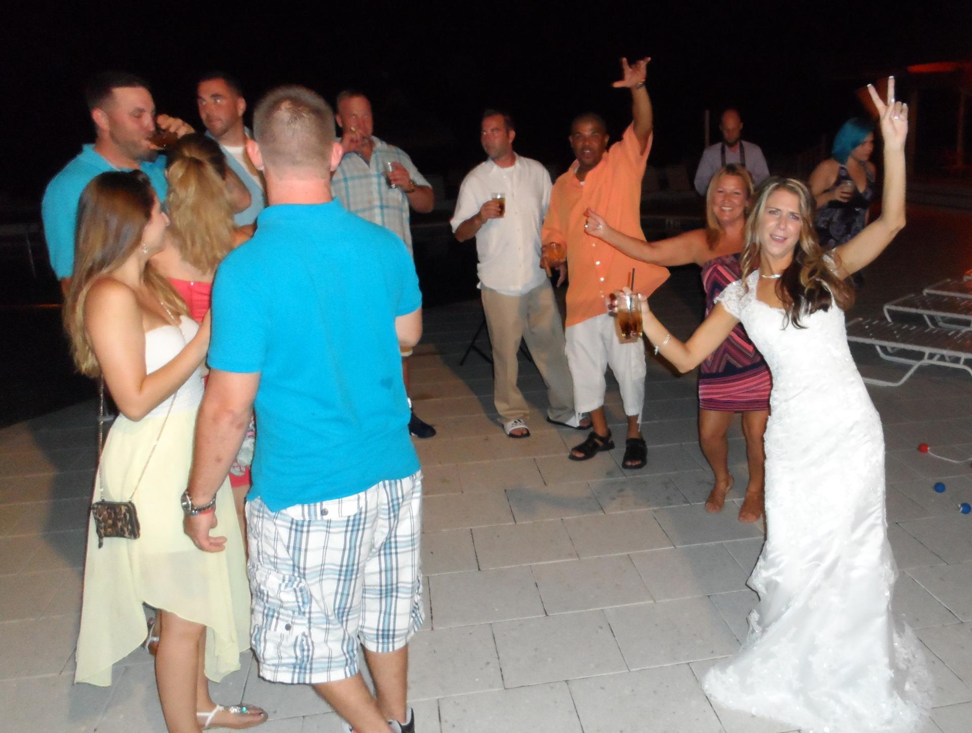 Bride- Boca Grande