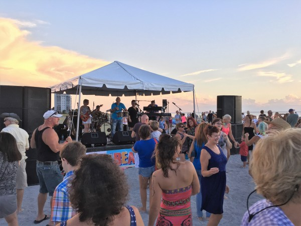 Venice Beach Party