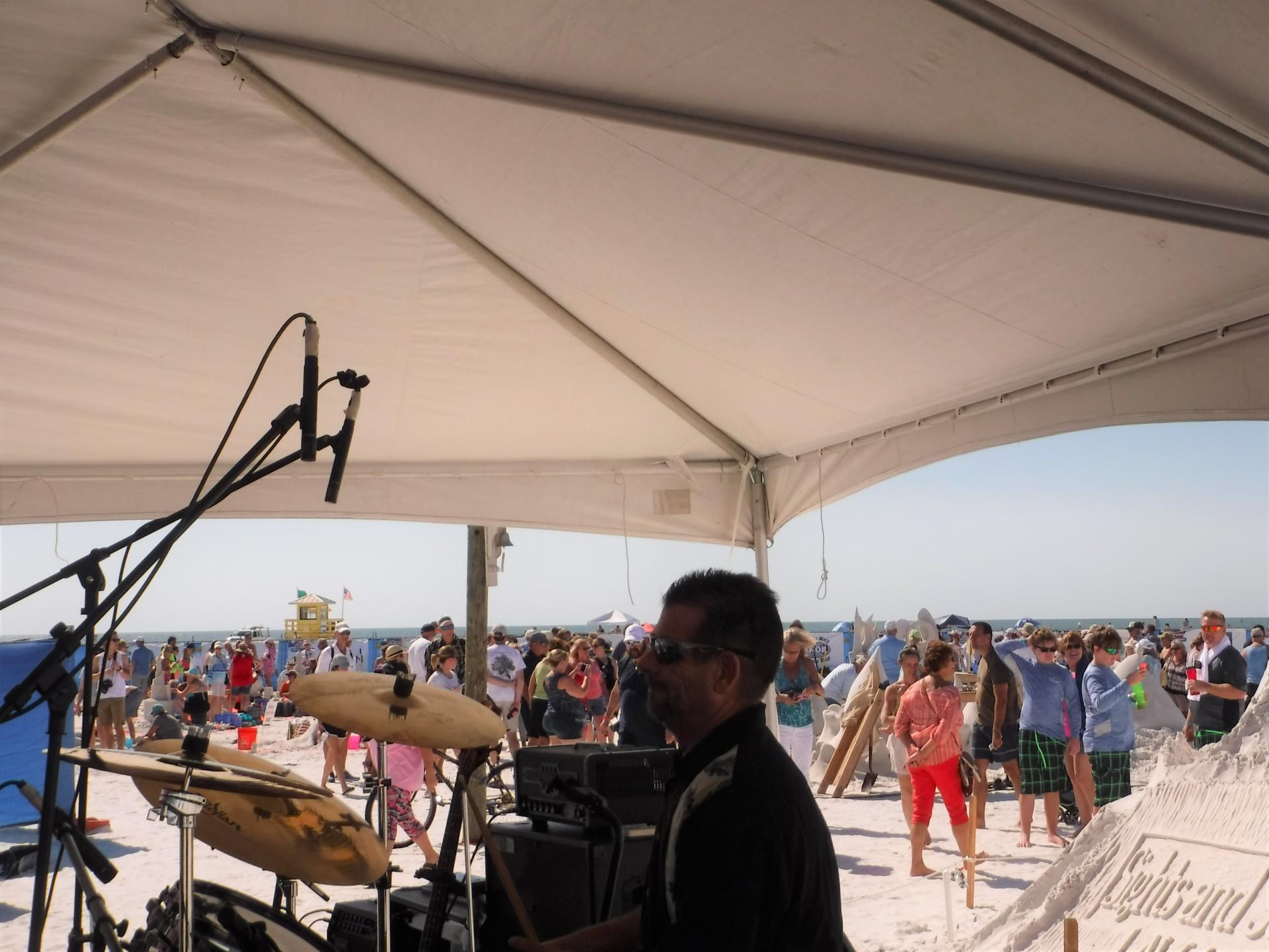 John @ Siesta Key Festival