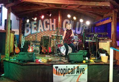 Rhonda at Beach Club