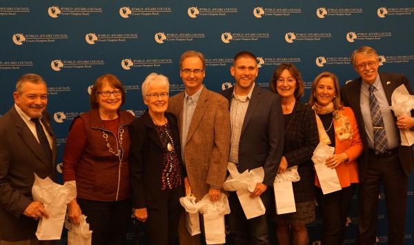 Faculty Team Winners