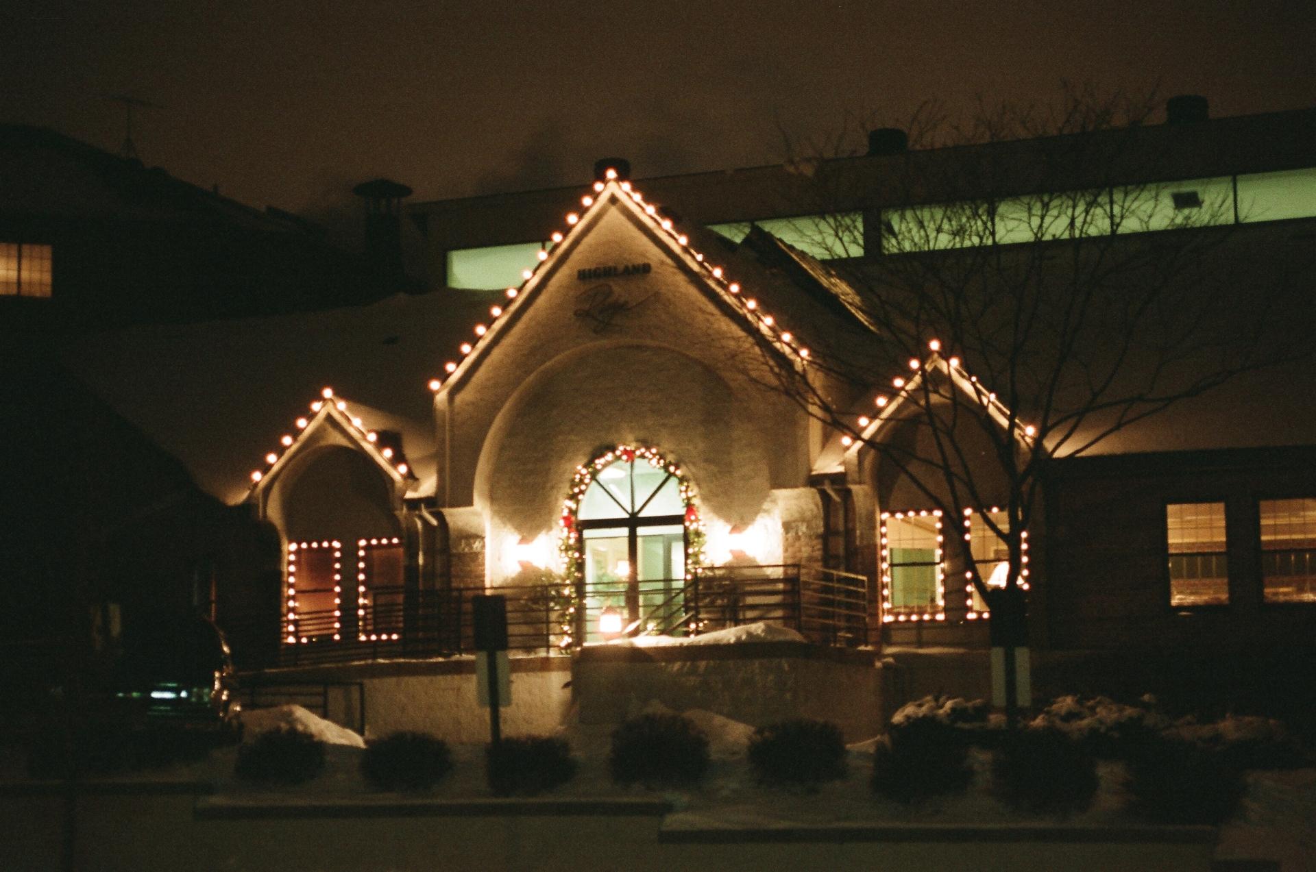 Classic LED holidayy lighting