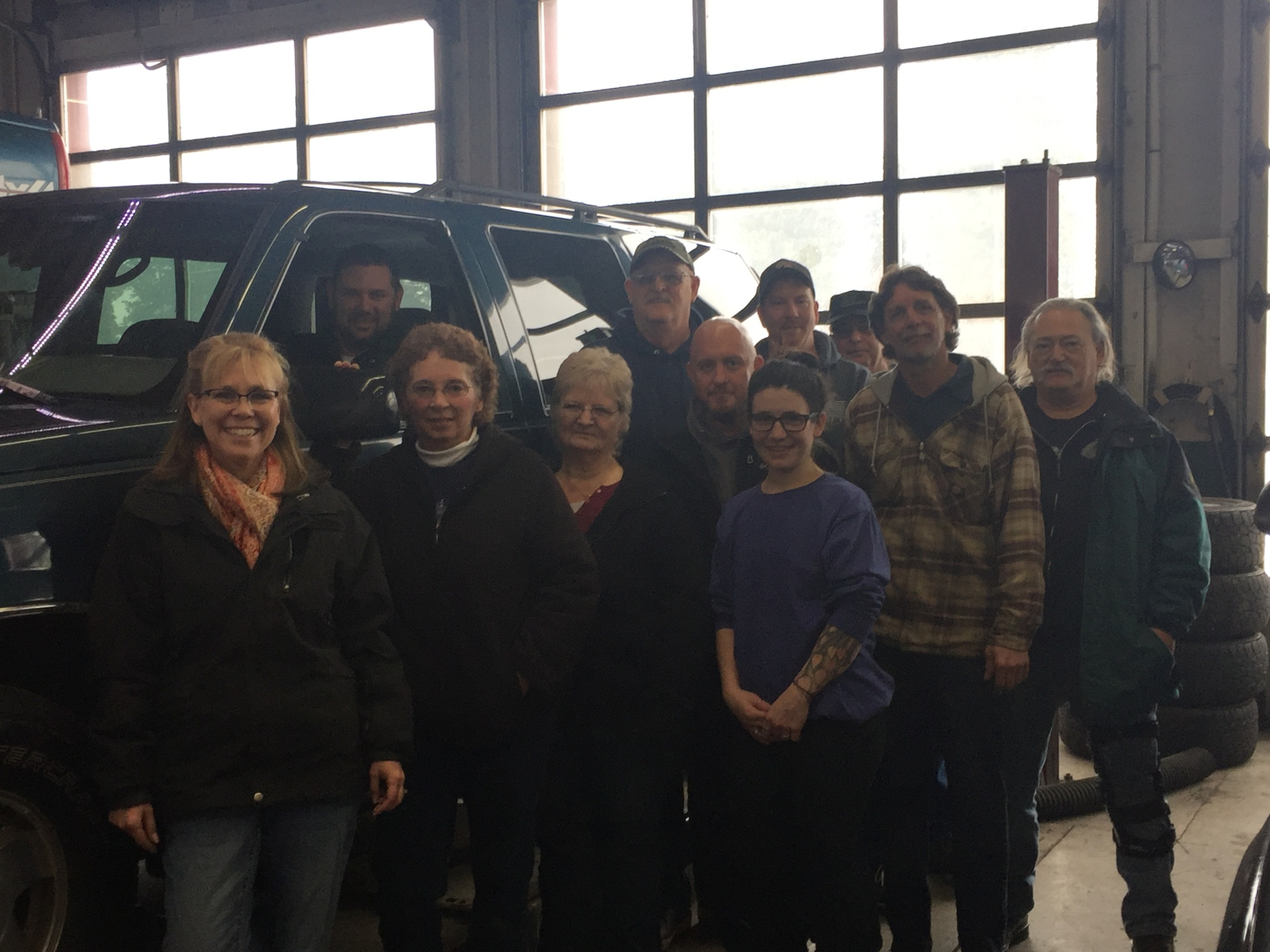 Thank you Doug and everyone at Lloyd's Automotive in Coeur d'Alene for all of your hard work and support!