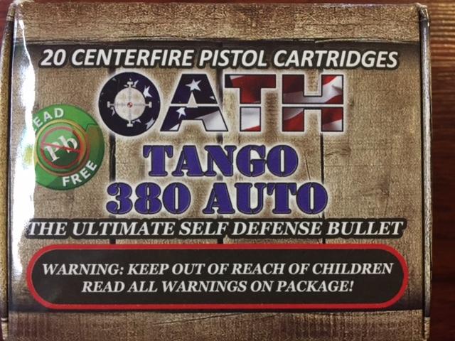 OATH TANGO