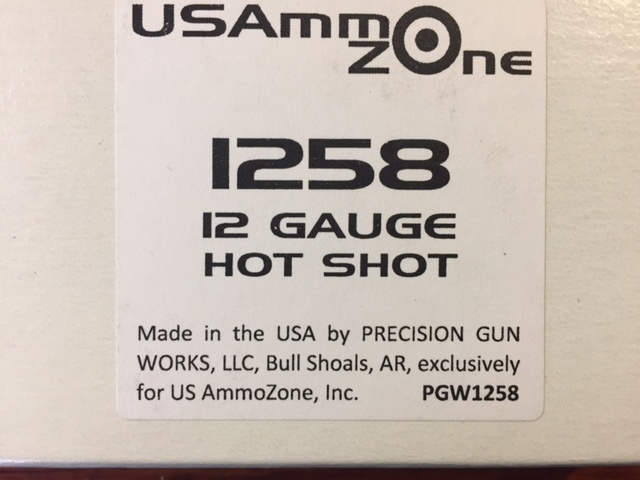 HOT SHOT 12 GAUGE
