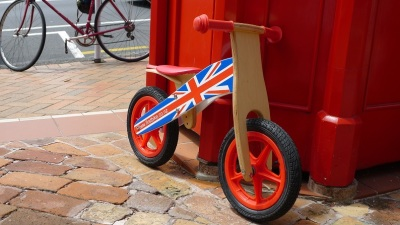 The Brit bike AKA Jack