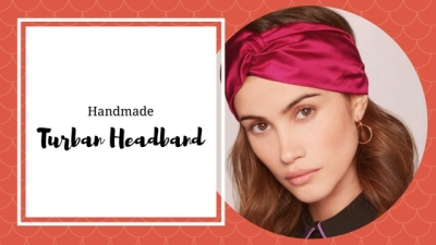 Handmade Turban Hairband