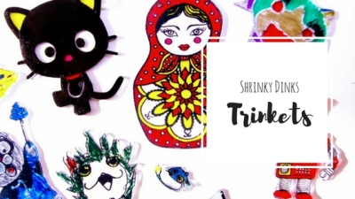 Shrinky Dinks Trinkets